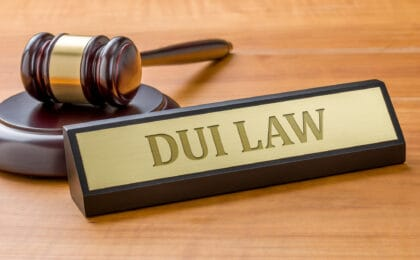 how long does a dui stay on your record
