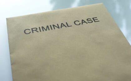 how to get a criminal case dismissed